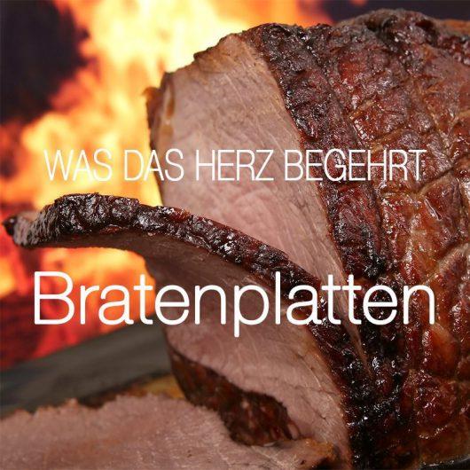 Bratenplatten ©Drewer & Scheer GmbH