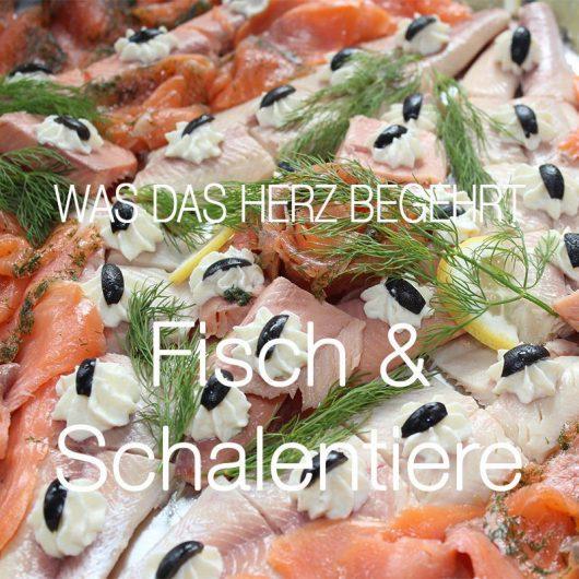 Fisch und Schalentiere