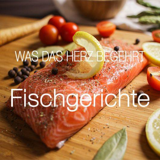 Fischgerichte ©Drewer & Scheer GmbH