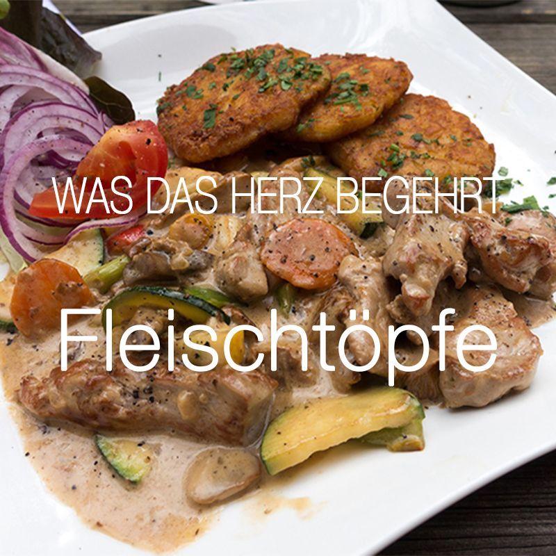 Fleischtöpfe ©Drewer & Scheer GmbH