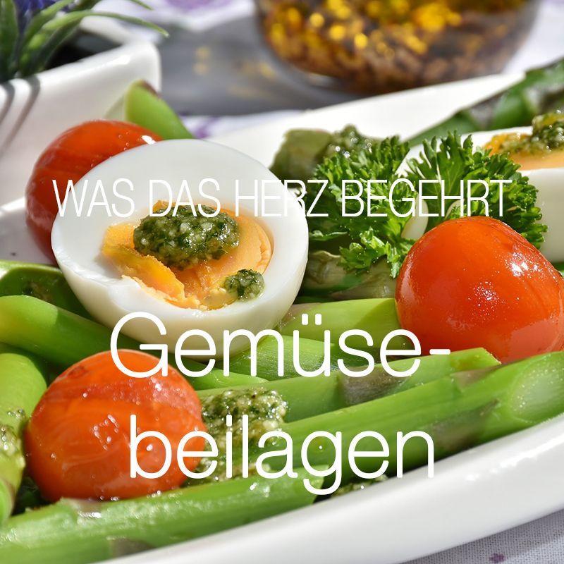 Gemüsebeilagen ©Drewer & Scheer GmbH