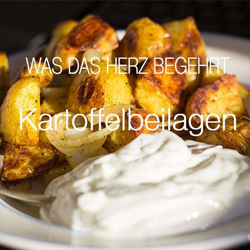 Kartoffelbeilagen ©Drewer & Scheer GmbH