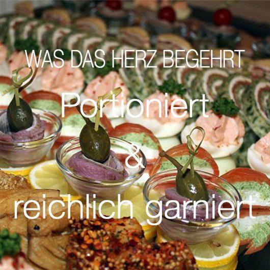 Portioniert ©Drewer & Scheer GmbH