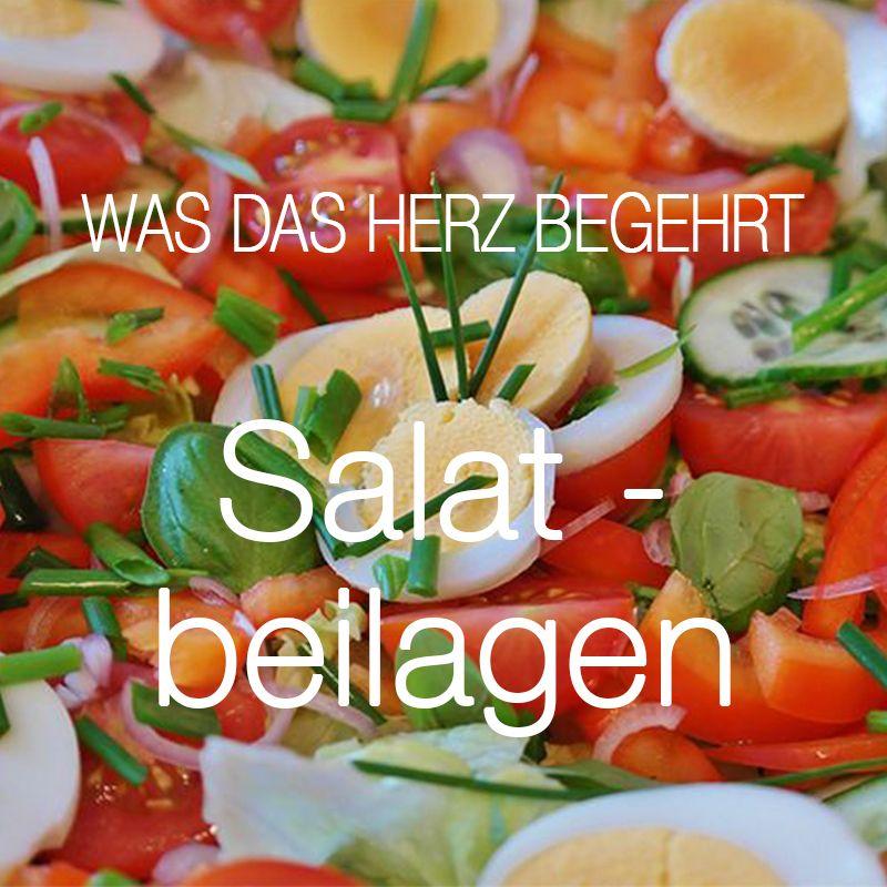 Salatbeilagen ©Drewer & Scheer GmbH
