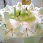 Festlich gedeckter Tisch ©Drewer und Scheer GmbH