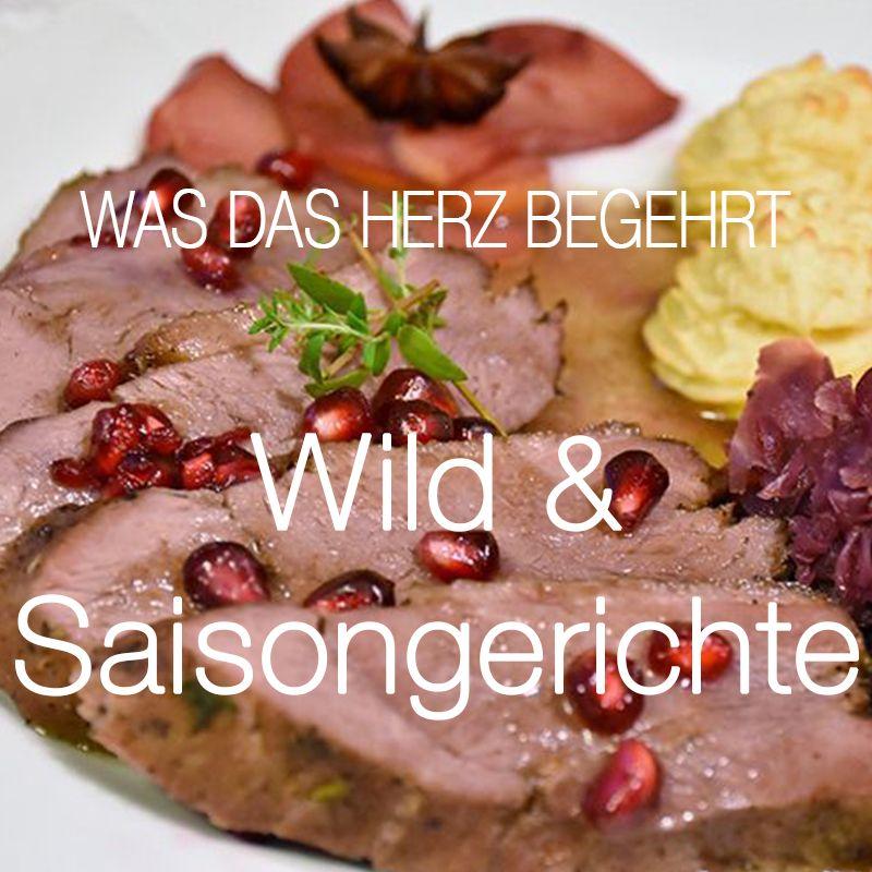 Wildgerichte ©Drewer & Scheer GmbH