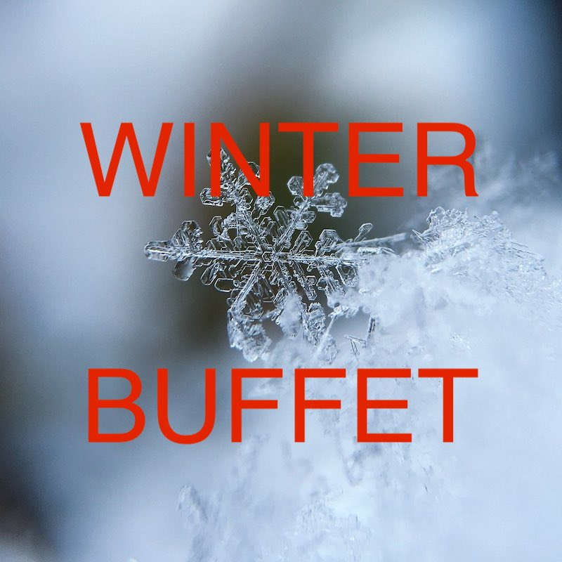 Winterbuffet